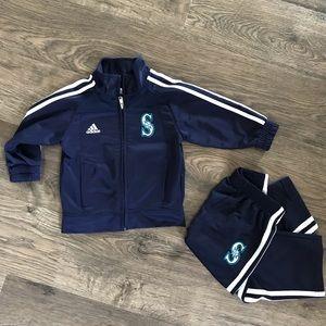 Adidas Seattle Mariners Tracksuit
